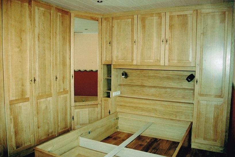 Artisan b niste depuis 1986 pr s de namur wavre for Meuble chambre a coucher bois massif